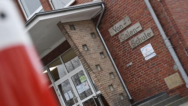 Lohner Von-Galen-Schule erhält elektronische Schließanlage