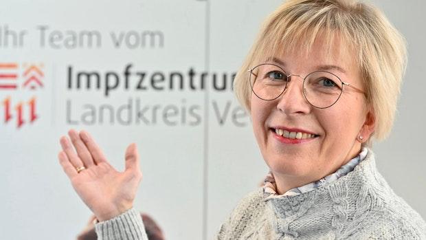 10 Fragen an Anke Meyer: Sie hat den Corona-Impfstoff im Griff
