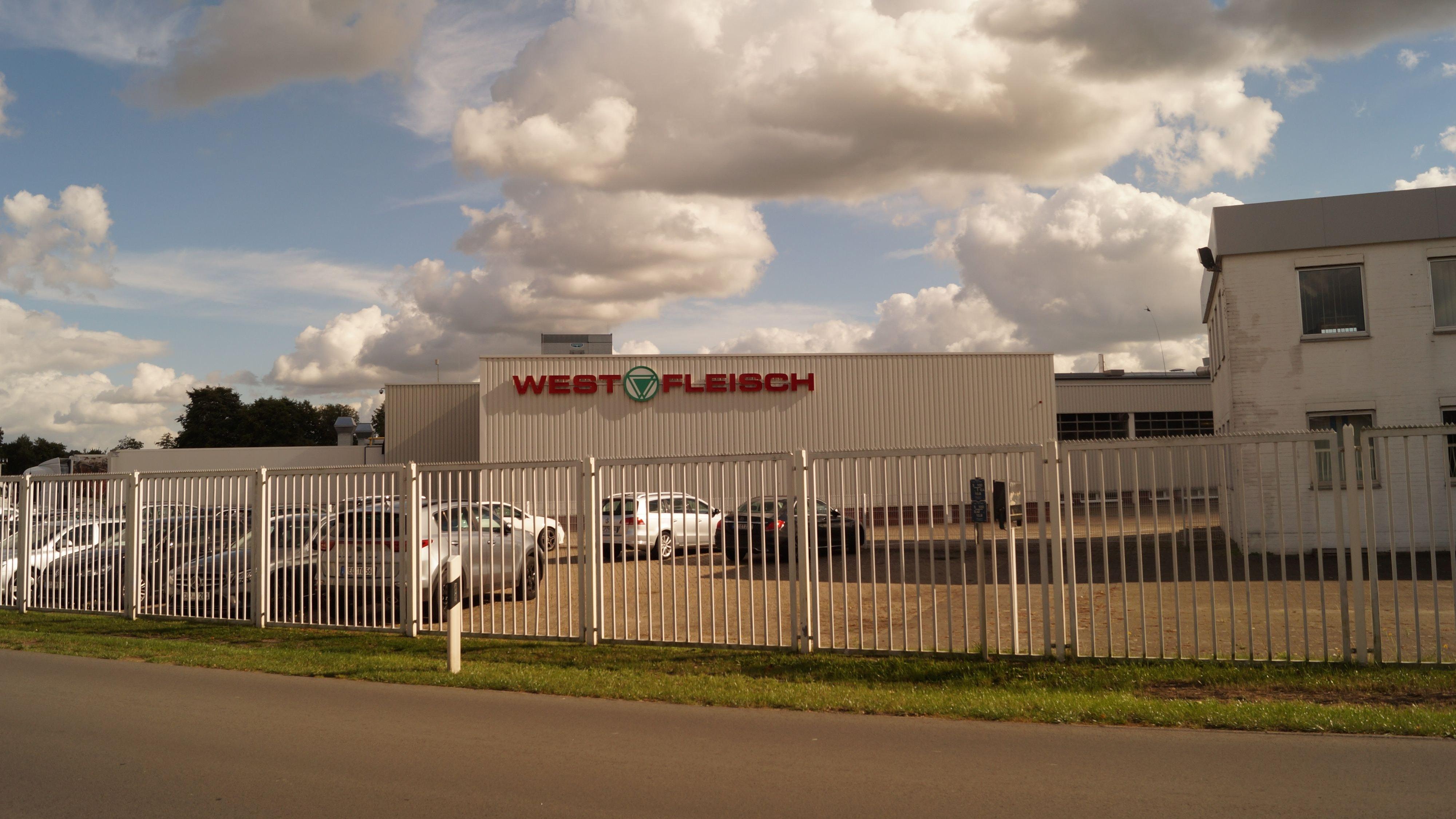 Soll gestärkt werden: Westfleisch investiert in seinen Standort in Bakum. Foto: C. Meyer