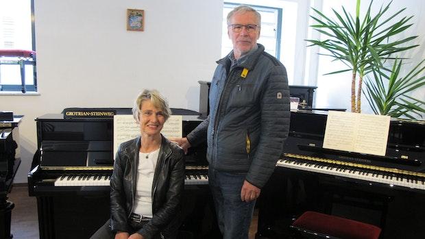 Ein Klavier für die Kultur
