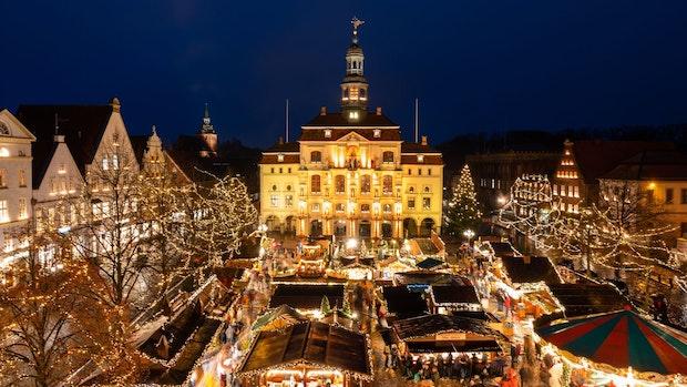 Weihnachtsmärkte sollen in Niedersachsen möglich sein
