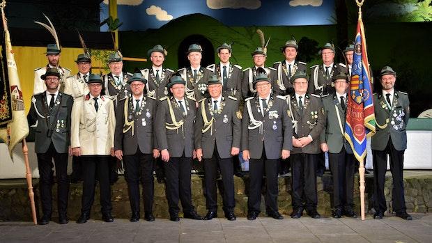 Lohner Schützenverein freut sich auf den Neustart und die neue Schießhalle