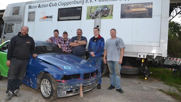 Der Motor-Action-Club trotzt allen Schwierigkeiten und organisiert ein Crossrennen