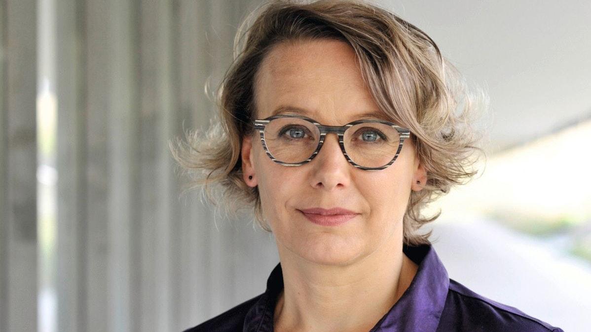 """Sandra Lüpkes liest am Mittwoch (13. Oktober) im Kulturzentrum Alte Wassermühle aus ihrem Roman """"Die Schule am Meer"""".  Foto: Koska"""