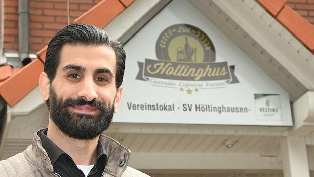 Dachwaz Haydar will Leben in Gaststätte und Saal bringen