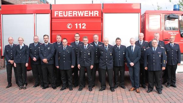 Goldenstedter Feuerwehr meistert 51 Einsätze