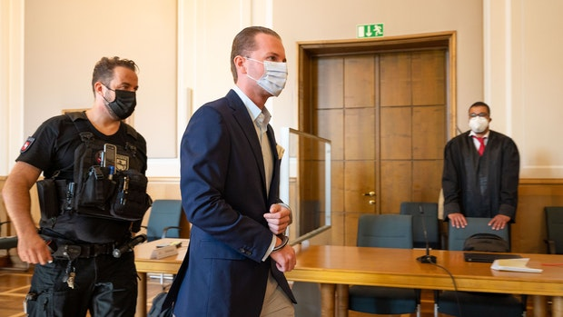 Hendrik Holt muss mit 8 Jahren Gefängnis rechnen