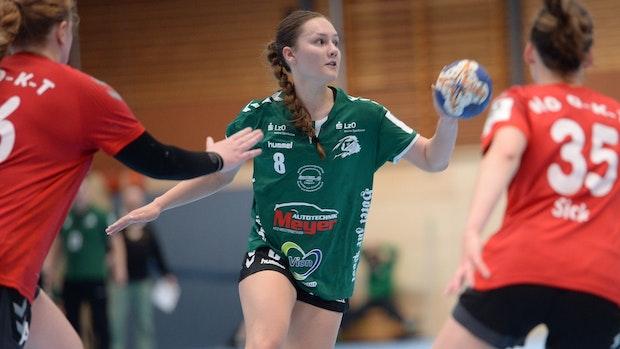 Garrels Handballfrauen verlieren zweites Spiel in Folge