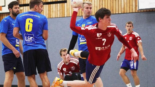 Dinklager Handballer siegen auch ohne ihren Trainer