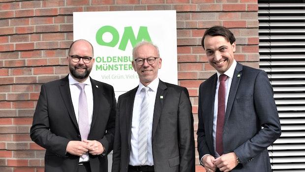 Der Verbund Oldenburger Münsterland bezieht seine neue Geschäftsstelle