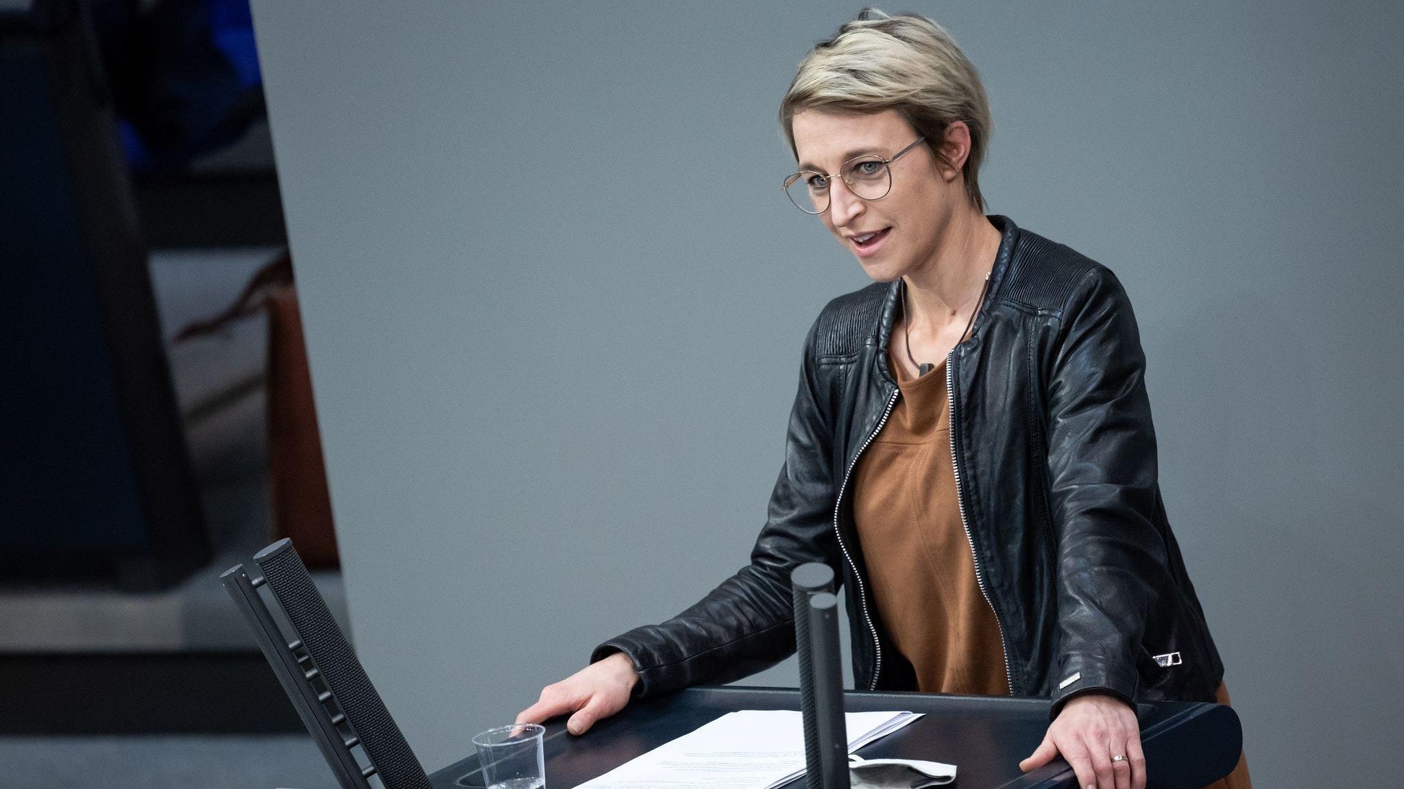 Vize-Vorsitzende der Unionsfraktion: Nadine Schön. Foto: dpa
