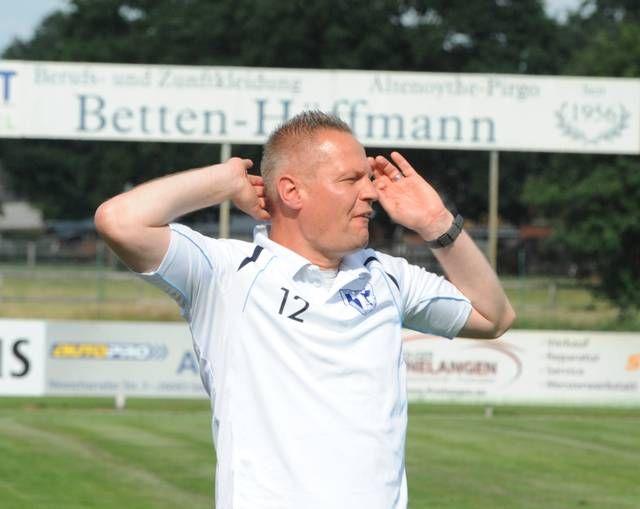 Kein SVA-Coach mehr: Christian Thölking hatte die Hohefelder im Juli 2019 übernommen. Foto: Bettenstaedt