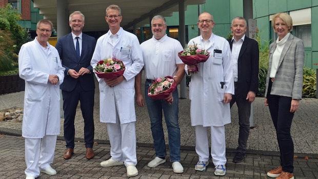 Orthopäden wechseln nach Quakenbrück