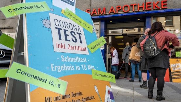 RKI registriert 11.903 Corona-Neuinfektionen
