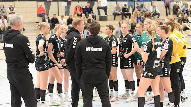 Keine Schiedsrichter: Spiel der Garreler Handballfrauen in Oldenburg fällt aus