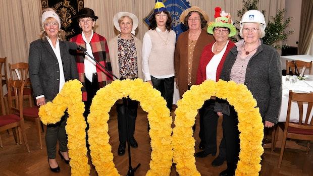 Frauengemeinschaft Holdorf feiert 100-jähriges Bestehen mit einem Festakt