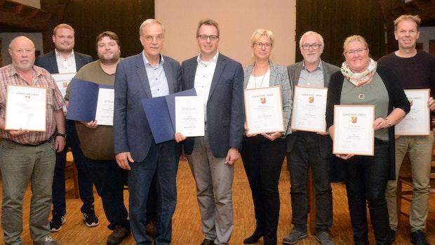 Heribert Kleene ist seit 40 Jahren im Vreeser Rat aktiv