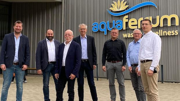 Bundesweit einzigartig: Neues Friesoyther Badebecken soll aus Carbon gebaut werden