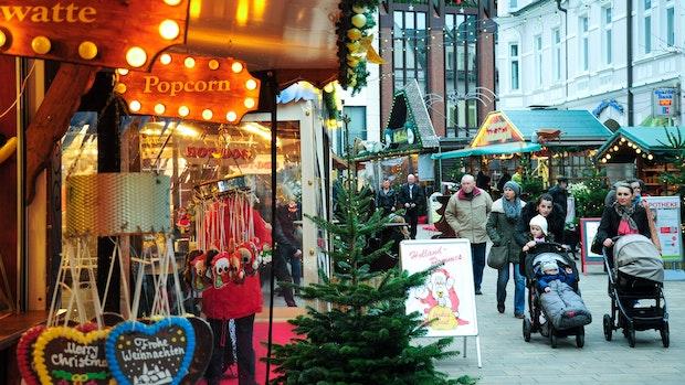 Mit 3G und Bändchen: Weihnachtsmarkt findet statt