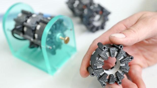 Regionale Betriebe setzen zunehmend auf den 3D-Druck