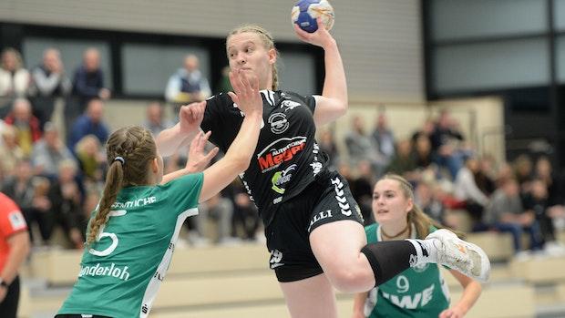 Garrel Handballfrauen reichen starke 15 Minuten zum Sieg