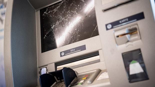 Trotz Polizeierfolgen nehmen Geldautomatensprengungen weiter zu