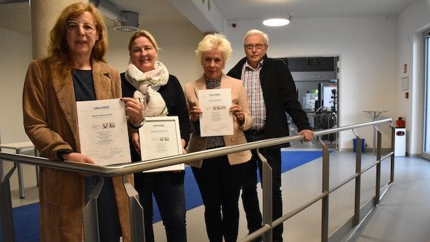 Barrierefreiheit geprüft: Industriemuseum, Infopunkt und Galerie erhalten Zertifikat