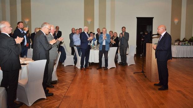 15 Jahre mit Bürgermeister Gerd Muhle gehen zu Ende