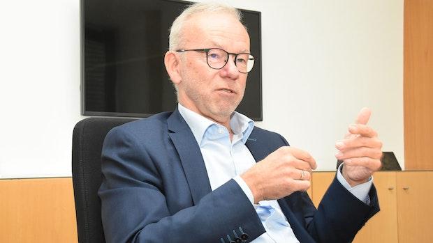 """Landrat Herbert Winkel im Abschieds-Interview: """"Der Träger der Kliniken muss sagen, was er will"""""""