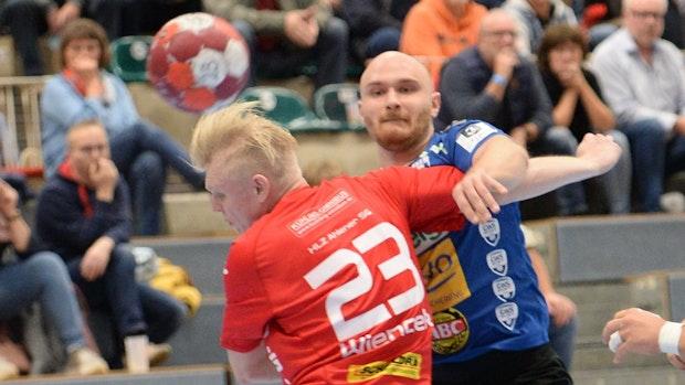 Cloppenburgs Handballer schlittern nach Leglers Kunstwurf ins Debakel