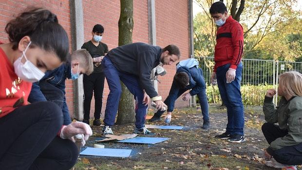 Art.Lab lässt Kinder und Jugendliche sich kreativ ausleben