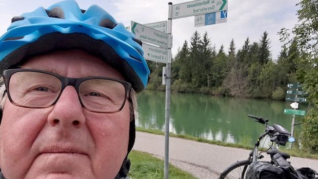 1297 Kilometer vom Bodensee über München nach Norden