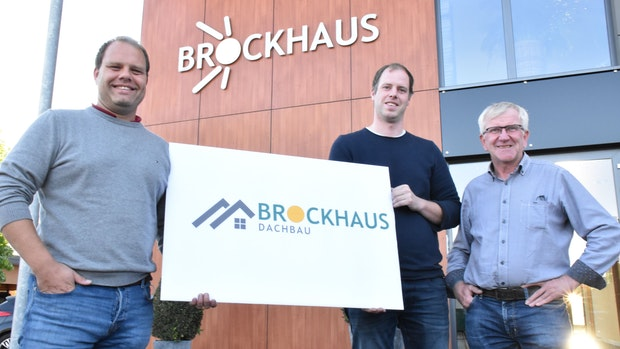 Die Ruholl-Dachdecker wechseln bald in einen neuen Brockhaus-Betrieb