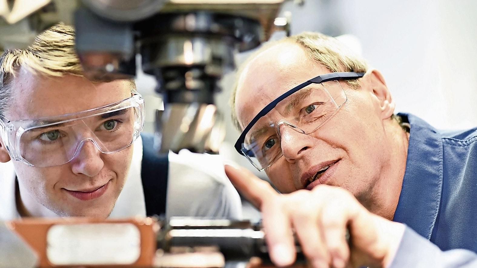 Die Ausbildungsberufe im Oldenburger Münsterland sind so vielfältig, wie die Unternehmen, die es auf dem Markt gibt. Foto: industryview/123rf/randstad