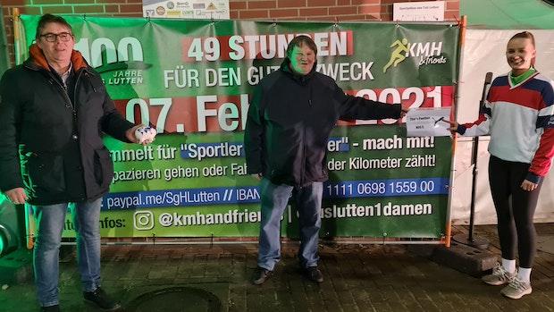Lutter49-Stunden-Lauf bringt 21.249 Euro für SgH
