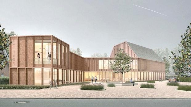 Geplanter Rathaus-Neubau bleibt in Bakum umstritten