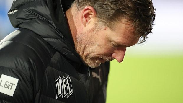 VfL Osnabrück trennt sich von Trainer Marco Grote