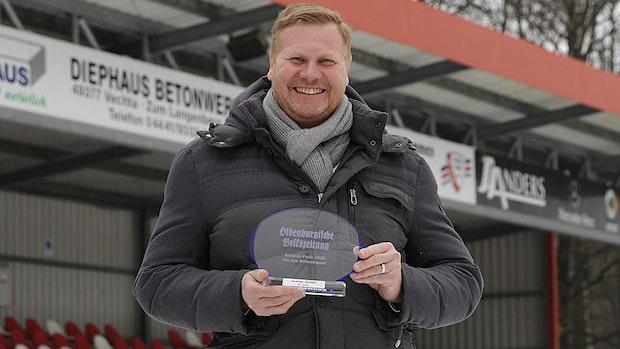 Eine starke Geste im Bezirksliga-Derby
