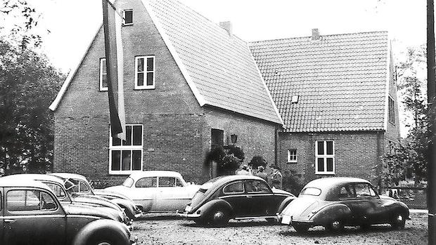 Vor 110 Jahren gebaut, 1968 geschlossen