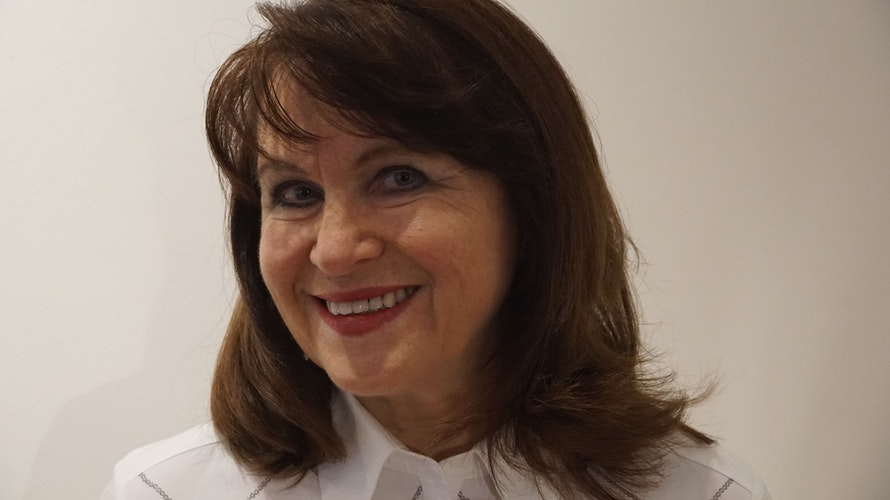 Verfolgt Mumms Wirken: Dr. Adelheid Thomann. Foto: Thomann