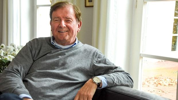IHK-Präsident Gert Stuke drängt auf einen Plan für die Zukunft der Region