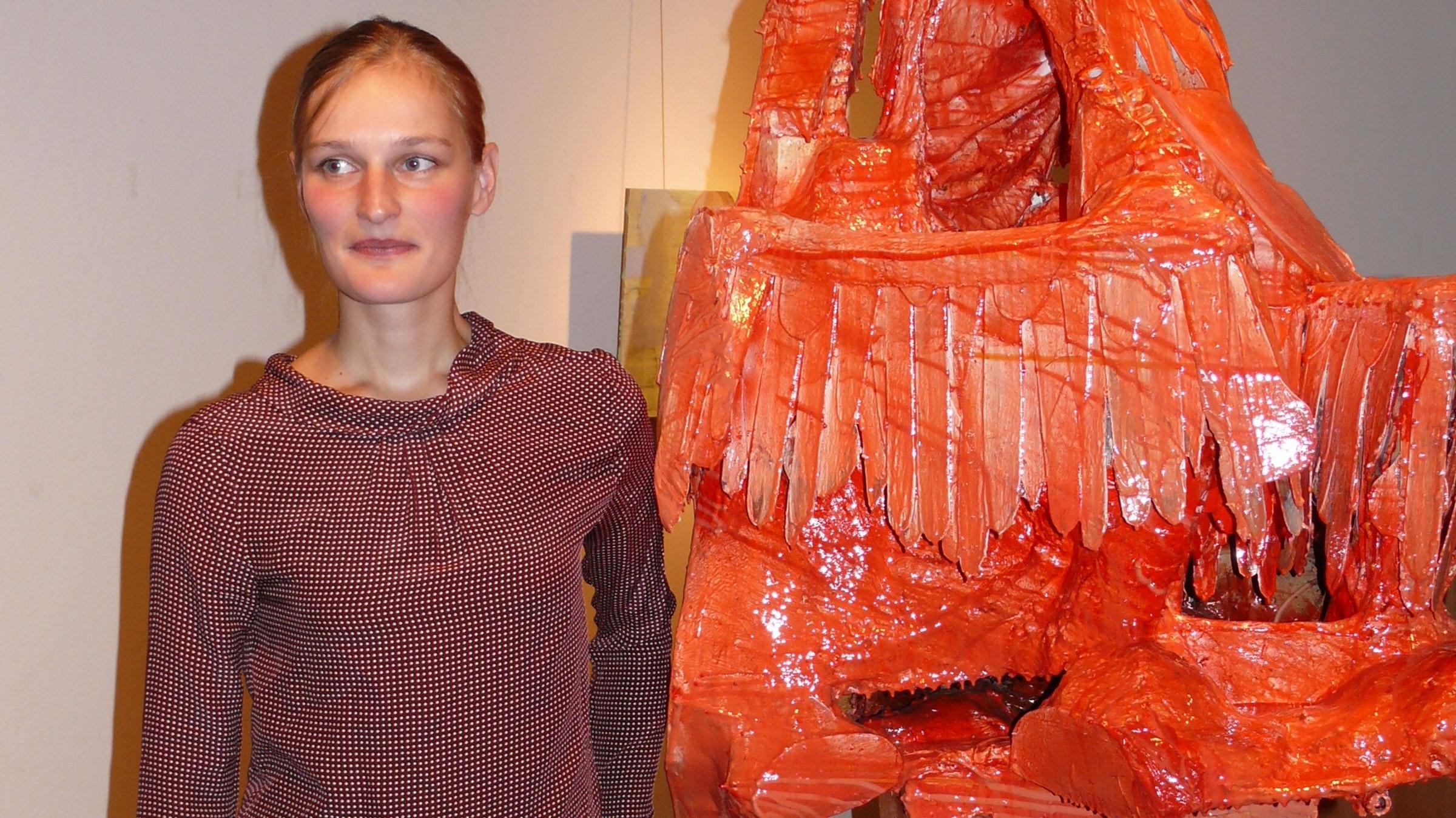 Eine Frau mit Mumm: Charlotte Mumm beeindruckte 2011 mit Experimentierfreude. Foto: Thomann