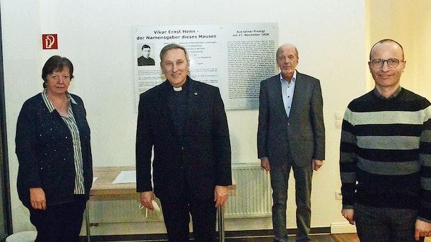 Weihbischof Theising sieht St. Vitus Löningen gut aufgestellt