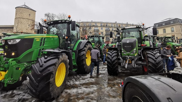 Landwirte und Regierung mit Kompromiss zu Düngebeschränkung