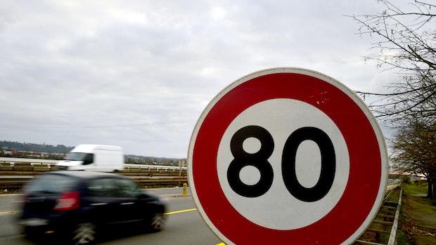 80er Zone: Polizei zieht 5 Raser auf der A1 aus dem Verkehr