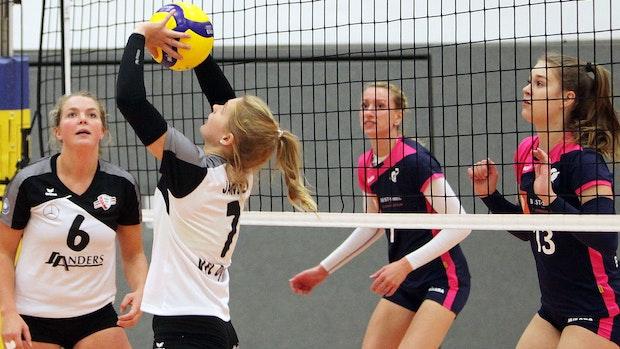 1:3 - Oythes Volleyballerinnen überzeugen nur im ersten Satz