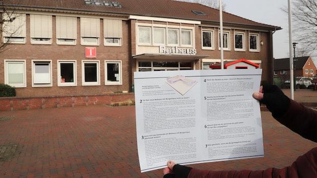 Rathaus-Neubau Barßel: Faktencheck soll Klarheit bringen