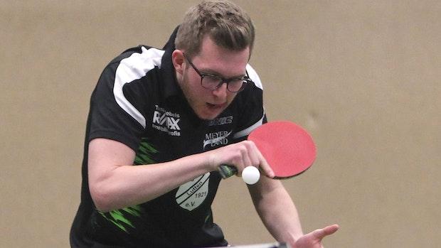 Trotz Corona: Jan Vodde erwartet steigendes Spielniveau im Tischtennis