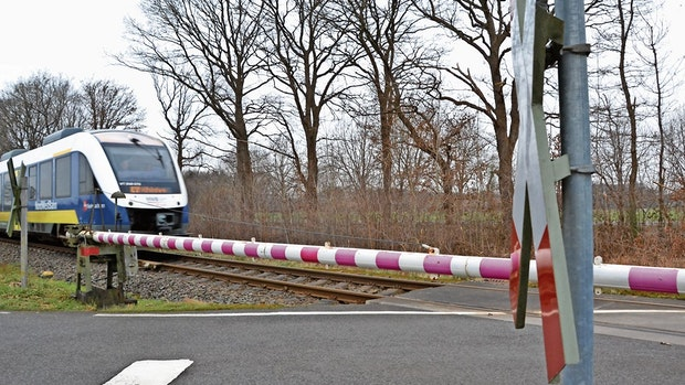 Nordwestbahn: Schienenersatzverkehr zwischen Bremen und Wilhelmshaven
