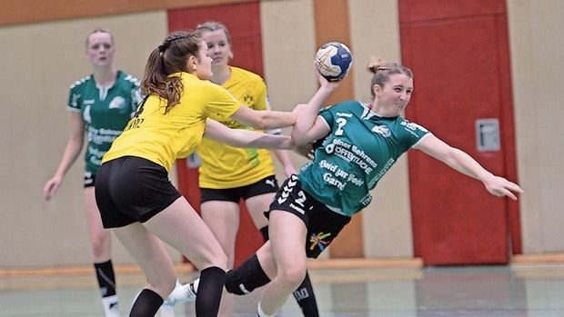 Handball:Punktspielrunde in der 3. Liga ist beendet